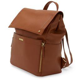 MoDRN Diaper Bag Convertible Backpack, Cognac   Walmart (US)