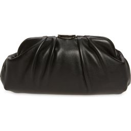 Nordstrom Soft Faux Leather Clutch | Nordstrom | Nordstrom