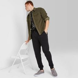 Men's Regular Fit Jogger Pants - Original Use™ | Target