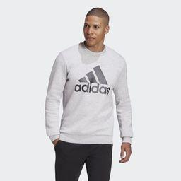 Badge of Sport Fleece Sweatshirt   adidas (US)