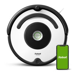iRobot Roomba 670 Robot Vacuum-Wi-Fi Connectivity, Works with Google Home, Good for Pet Hair, Car... | Walmart (US)