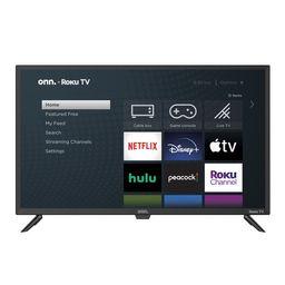 "onn. 32"" Class HD (720P) LED Roku Smart TV (100012589) | Walmart (US)"
