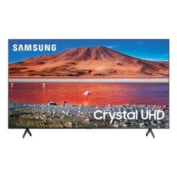 "SAMSUNG 58"" Class 4K Crystal UHD (2160P) LED Smart TV with HDR UN58TU7000 2020 | Walmart (US)"
