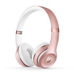 Beats Solo3 Wireless On-Ear Headphones with Apple W1 Headphone Chip - Rose Gold | Walmart (US)