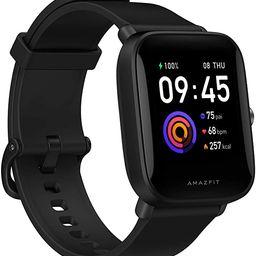 Amazfit Bip U Health Fitness Smartwatch with SpO2 Measurement, 9-Day Battery Life, Breathing, Hea...   Amazon (US)