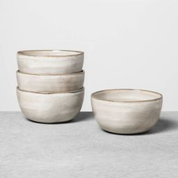 Stoneware Reactive Glaze Cereal Bowl - Hearth & Hand™ with Magnolia | Target
