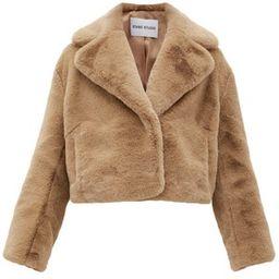 Janet faux-fur jacket  | Stand Studio | MATCHESFASHION UK | Matchesfashion (UK)