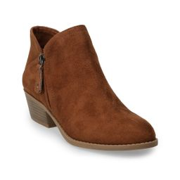 SO® Angelfish Women's Ankle Boots | Kohl's