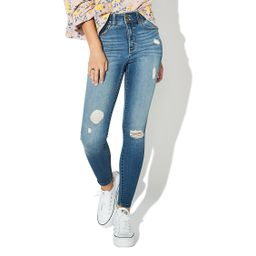 Junior's Vylette™ High Rise Sculpt Skinny Jeans | Kohl's
