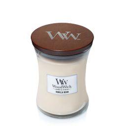 WoodWick Vanilla Bean Medium Hourglass Candle | Kohl's