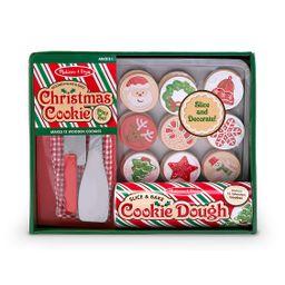 Melissa & Doug Slice & Bake Christmas Cookie Play Set | Kohl's