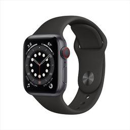 Apple Watch Series 6 GPS + Cellular Aluminum   Target