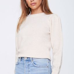 Ribbed-Trim Sweater | Forever 21 (US)