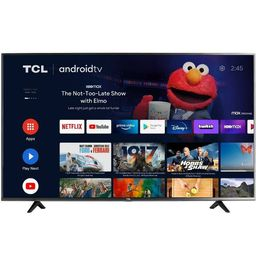 """TCL 65"""" Class 4-Series 4K UHD HDR Smart Android TV – 65S434   Target"""