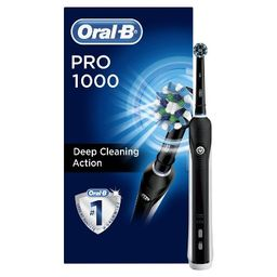 Oral-B Pro Crossaction 1000 Rechargeable Electric Toothbrush   Target