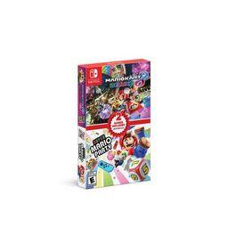 Mario Kart 8 Deluxe + Super Mario Party Double Pack - Nintendo Switch   Target