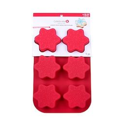 Snowflake Christmas Cakelet Mold by Celebrate It® | Michaels Stores