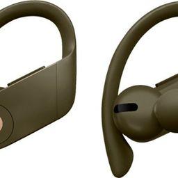 Beats by Dr. Dre - Powerbeats Pro Totally Wireless Earphones - Moss   Best Buy U.S.