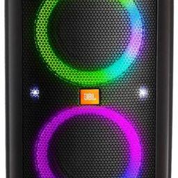 JBL - PartyBox 300 Portable Bluetooth Speaker - Black   Best Buy U.S.