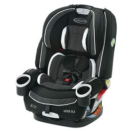 Graco 4Ever DLX 4 in 1 Car Seat | Infant to Toddler Car Seat, with 10 Years of Use, Zagg | Amazon (US)