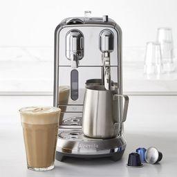 Nespresso Creatista Plus Espresso Machine by Breville   Williams-Sonoma