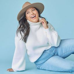 Plus Size Turtleneck Sweater | Forever 21 (US)
