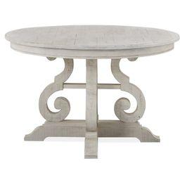 Babbie Pine Solid Wood Dining Table | Wayfair North America
