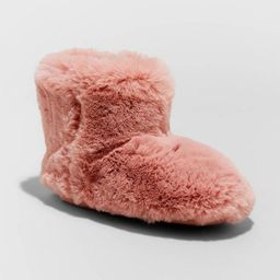 Toddler's Dallas Bootie Slippers - Cat & Jack™ | Target