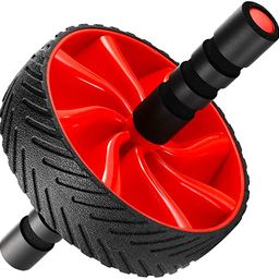 N1Fit Ab Roller Wheel - Sturdy Ab Workout Equipment for Core Workout - Ab Exercise Equipment as A... | Amazon (US)