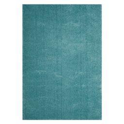 6'X9' Solid Loomed Area Rug Turquoise - Safavieh   Target