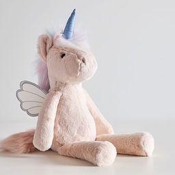 Unicorn Light-up Plush | Pottery Barn Kids