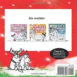 Never Let A Unicorn Meet A Reindeer! | Amazon (US)
