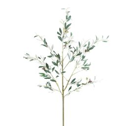 Faux Olive Branch Stem | Waiting On Martha