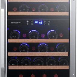 EdgeStar CWF380DZ 19 Inch Wide 38 Bottle Wine Cooler | Amazon (US)