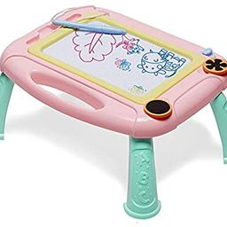 LODBY Cute Magnetic Doodle Drawing Board for Toddler Girl/Boy Toys | Amazon (US)
