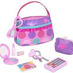 Play Circle by Battat – Princess Purse Style Set – Pretend Play Multicolor Handbag and Fashio... | Amazon (US)