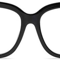 JIM HALO Blue Light Blocker Glasses for Women Oversized Square Computer Glasses Reduce Eye Strain...   Amazon (US)