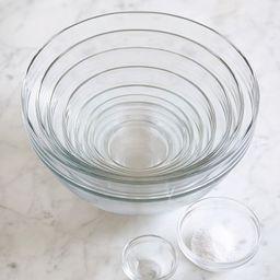10-Piece Glass Mixing Bowl Set | Williams-Sonoma