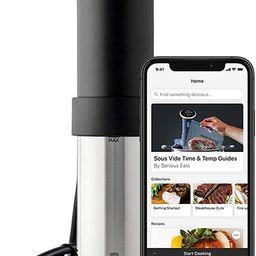 Anova Culinary AN500-US00 Sous Vide Precision Cooker (WiFi), 1000 Watts | Anova App Included, Bla... | Amazon (US)