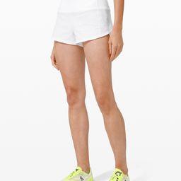 """Speed Up Short High-Rise *2.5""""   Women's Shorts   lululemon   Lululemon (US)"""