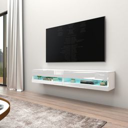 """Ramsdell Floating TV Stand for TVs up to 78"""" 