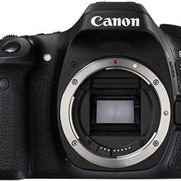Canon Digital SLR Camera Body [EOS 80D] with 24.2 Megapixel (APS-C) CMOS Sensor and Dual Pixel CM... | Amazon (US)