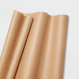 Kraft Paper Christmas Gift Wrap Brown - Wondershop™ | Target