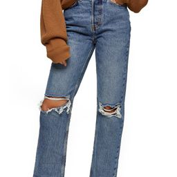Ripped Dad Jeans | Nordstrom
