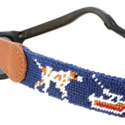 Hand-Stitched Needlepoint Sunglass Strap Retainer by Huck Venture | Amazon (US)