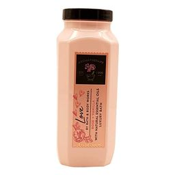 Bath and Body Works Love Rose and Vanilla Luxury Bubble Bath 15 Ounce Aromatherapy | Amazon (US)