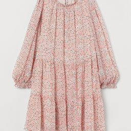 Wide dress   H&M (UK, IE, MY, IN, SG, PH, TW, HK, KR)