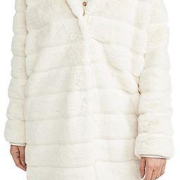 Celina Hooded Coat | Shopbop