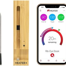 MEATER Plus   165ft Long Range Smart Wireless Meat Thermometer for The Oven Grill Kitchen BBQ Smo...   Amazon (US)