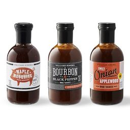 Top-Rated BBQ Sauce Set   Williams-Sonoma